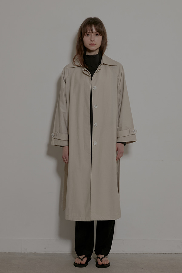 SIGNATURE TRENCH COAT - BEIGE